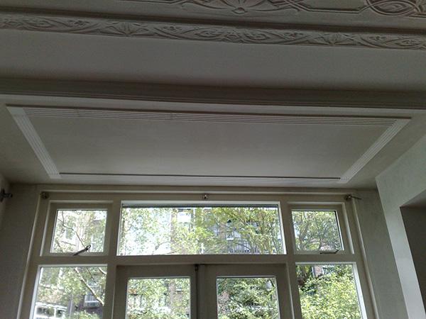 3 plafond met sierlijst adl koemans for Plafond sierlijst